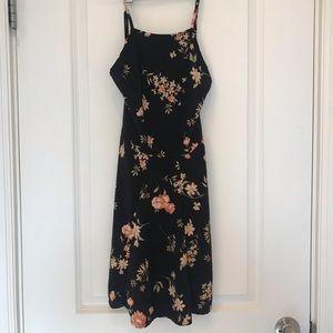 Brandy Melville floral minidress one size